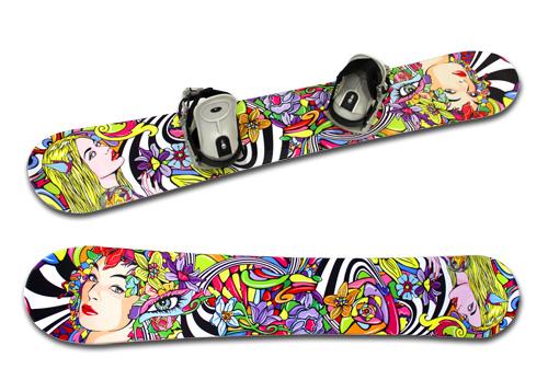 Fluon - Costruire tavola da snowboard ...