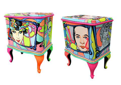 lui&lei nightstands